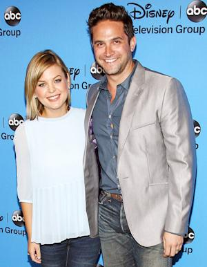 general hospital co stars kirsten storms brandon barash general