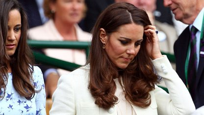 Kate and Pippa Middleton's Wimbledon Fashion