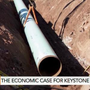 North Dakota Would Gain From Keystone Pipeline: Cramer