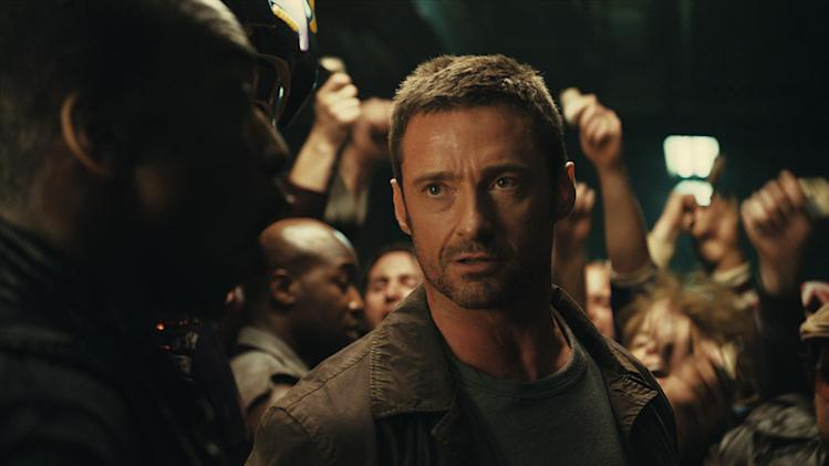 Real Steel 2011 Dreamworks Hugh Jackman