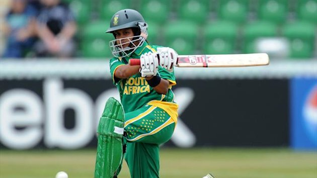 South Africa's Trisha Chetty (PA Photos)