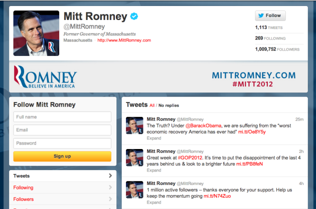 Romney Digital Director: Obama Running Facebook 'Like It's 2008'