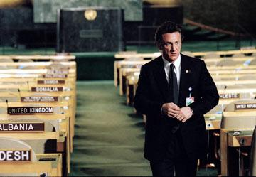 Sean Penn in Universal Pictures' The Interpreter