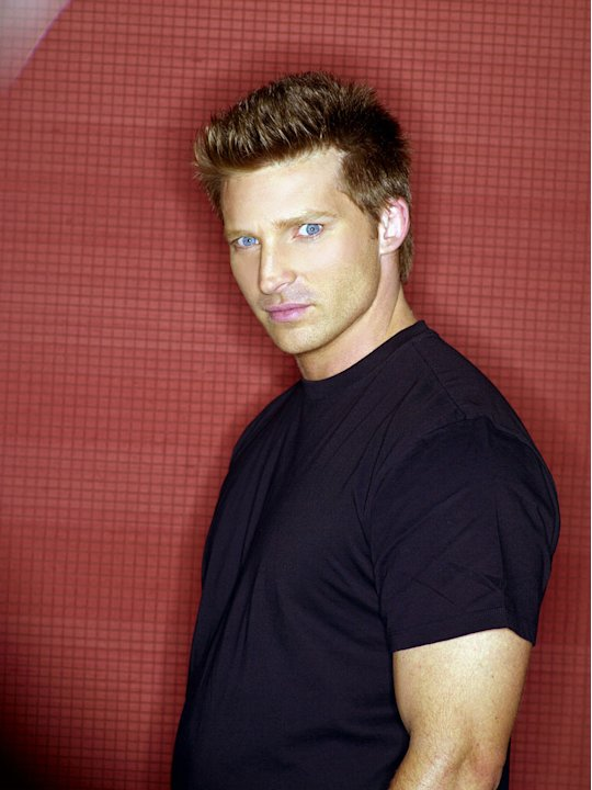 Steve Burton stars as Jason on &quot;General Hospital.&quot; 