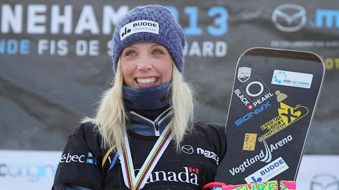 Snowboard: FIS World Championships-PGS