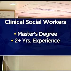 Sacramento Job Market Report: Demand For Social Workers Expected To Grow