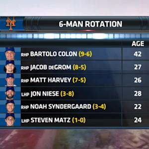 Who will the Mets acquire?