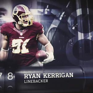 'Top 100 Players of 2015': No. 78 Ryan Kerrigan
