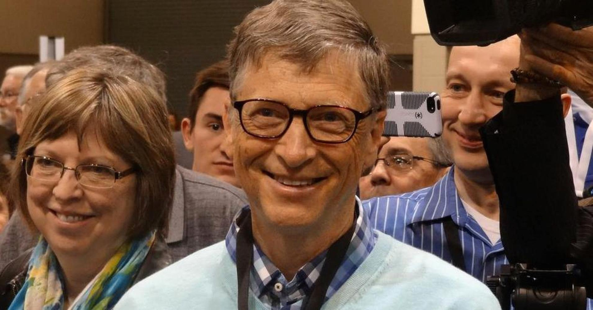 Bill Gates could become the world's first trillionaire