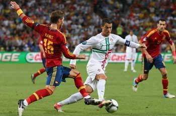 Goal of the Week: Ronaldo's ferocious drive edges it