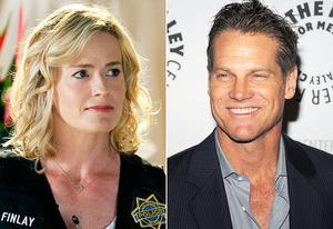 Elisabeth Shue, Brian Van Holt | Photo Credits: Sonja Flemming/CBS, Simon Russell/Getty Images