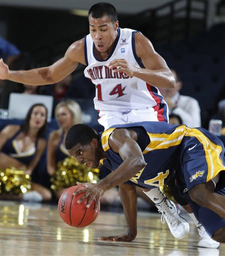 Saint Mary's stops Drexel 76-64