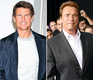 Tom Cruise: If Arnold Schwarzenegger Can Be Governor, I Could Be President