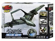 air hogs hawk eye video camera plane