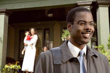 Gina Torres and Chris Rock in Fox Searchlight's I Think I Love My Wife