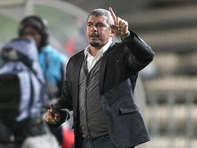 Larsen is new Maritzburg coach