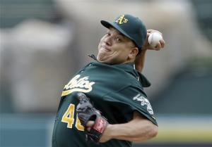 Colon masterful for A's in 6-0 win over Angels