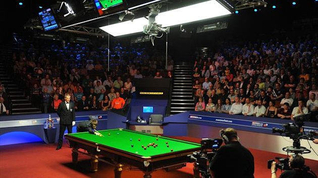 snooker, crucible