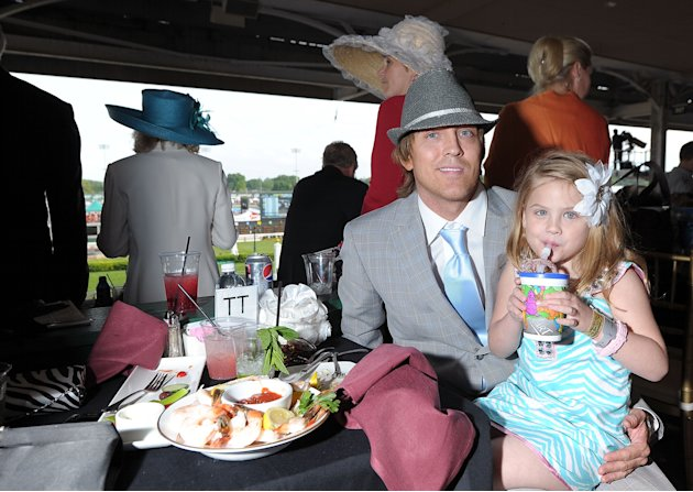 137th Kentucky Derby - Inside