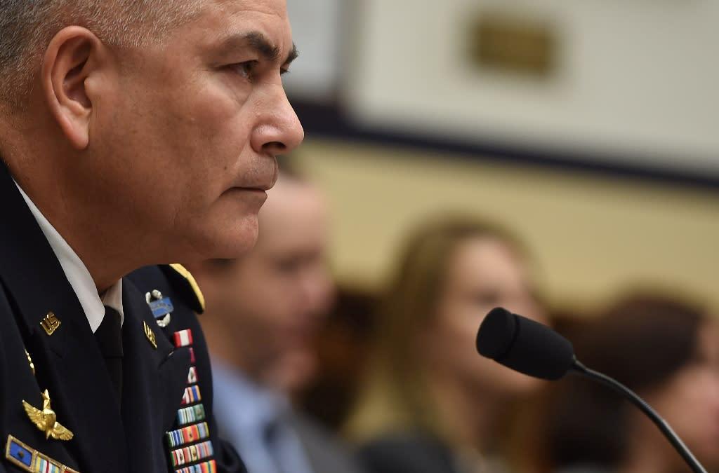 Hospital never a legitimate target: US general
