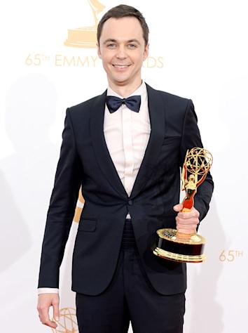 "Jim Parsons Calls Boyfriend Todd Spiewak His ""Favorite Person on the Planet"" in 2013 Emmys Speech"