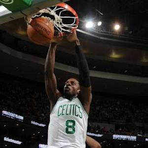 Green Lifts Celtics