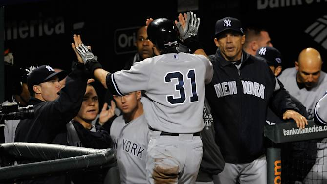 New York Yankees v Baltimore Orioles - Game One