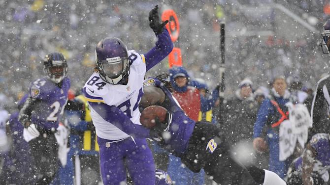 Let it snow, let it snow, let it snow in NFL