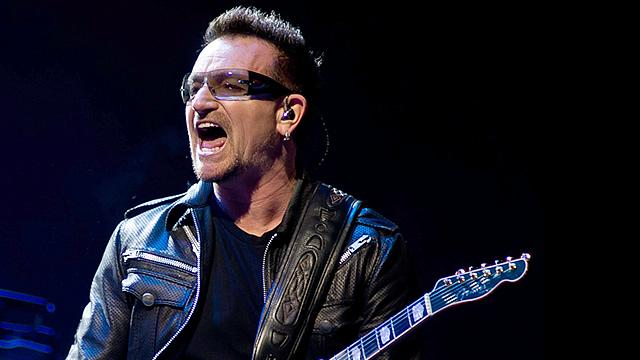 Bono Says His Chances of Playing Guitar After Bike Accident Are 'Not Looking Good'