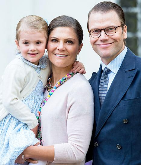 Crown Princess Victoria of Sweden Is Pregnant Again, Expecting Second Child