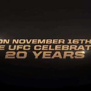 20 Years of History at UFC 167