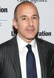 Matt Lauer | Photo Credits: Dimitrios Kambouris/Getty Images