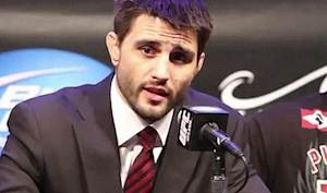 """Carlos Condit on TRT: """"It's Abused and Misused"""""""
