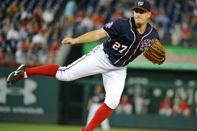 The Tigers are spending $110 million on Jordan Zimmermann because they don't have a choice