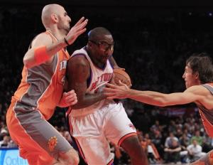 Nash, Suns beat Knicks to end 5-game skid