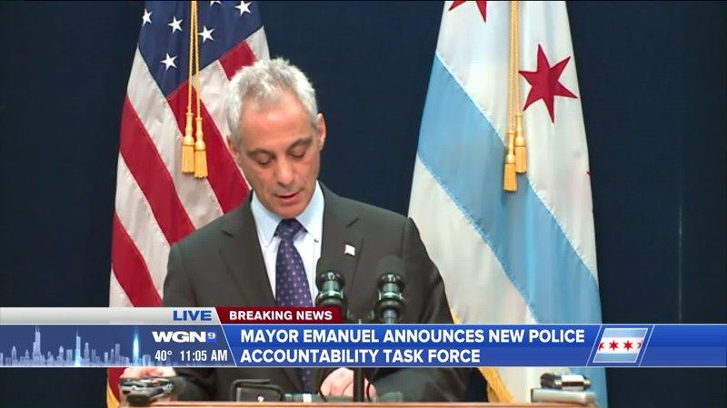Chicago mayor fires police chief in wake of video release