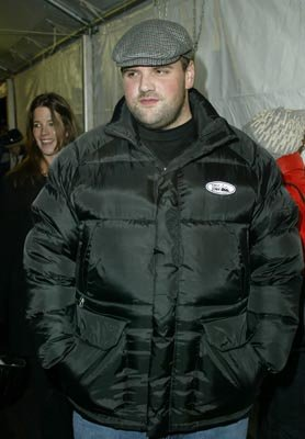 "Ethan Suplee ""The Butterfly Effect"" - 1/17/2004 Sundance Film Festival"