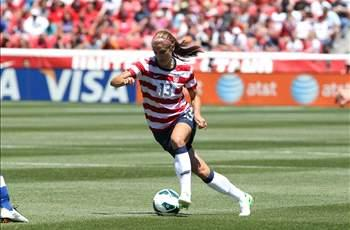 U.S. women's national team wins Algarve Cup