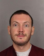 James Holmes is seen in this undated police handout photo. REUTERS/Arapahoe County Sheriff&#39;s Office/Handout