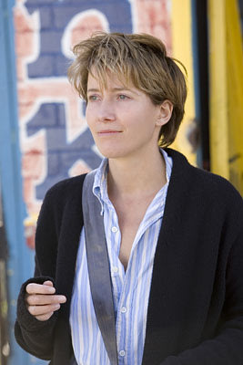 Emma Thompson in Columbia's Stranger Than Fiction