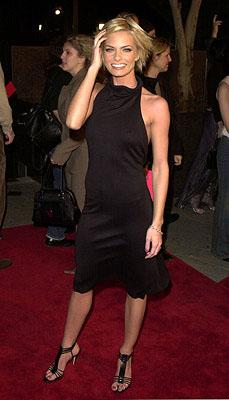 Premiere: Jaime Pressly at the Westwood premiere of Columbia's Not Another Teen Movie - 12/7/2001