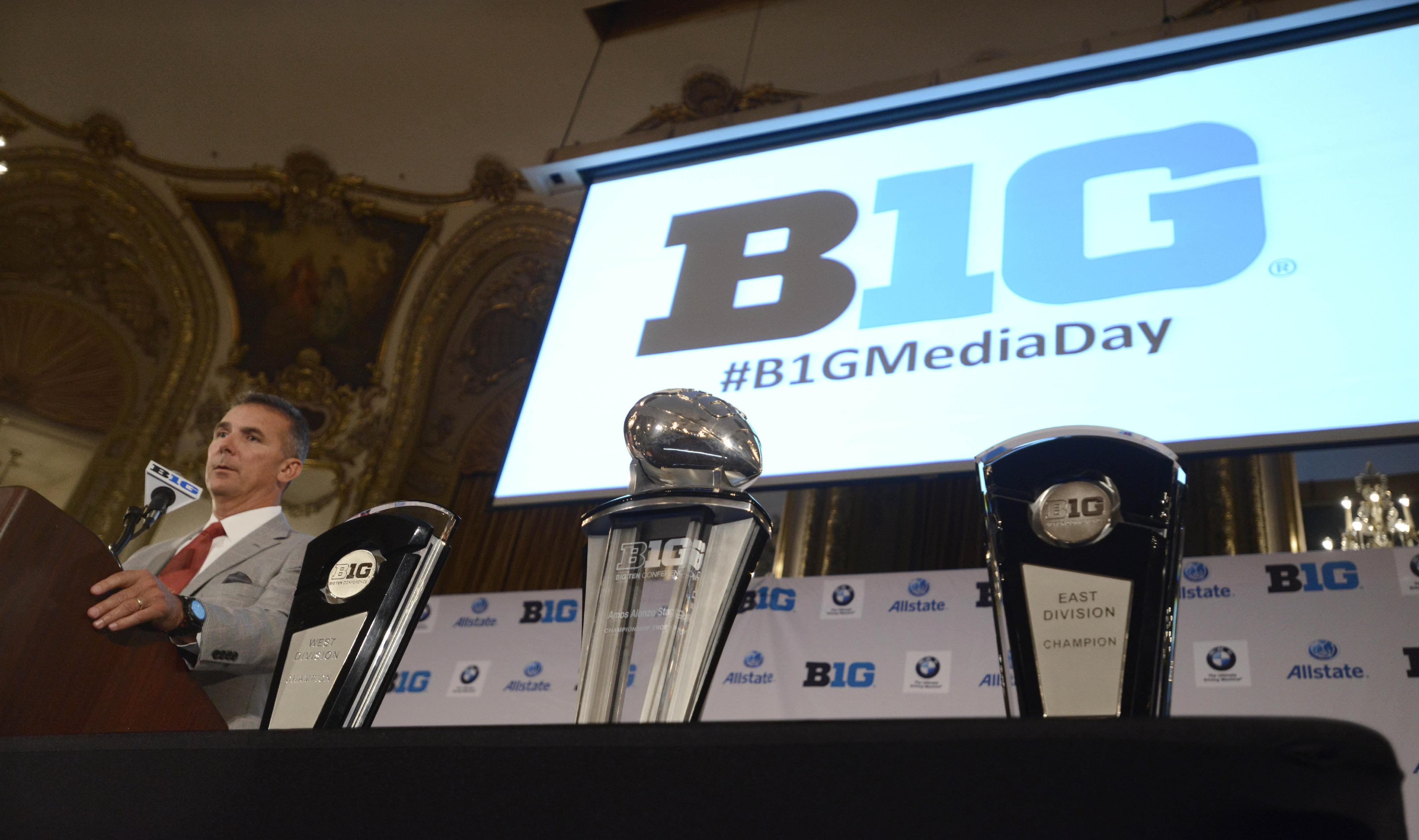 The Big Ten Network released 'tradition' videos for (almost) all of its teams