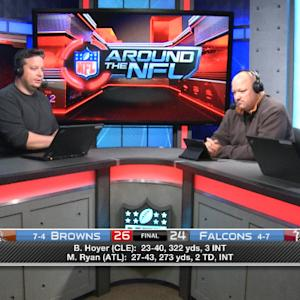 'Around the NFL' Podcast: Browns vs. Falcons recap