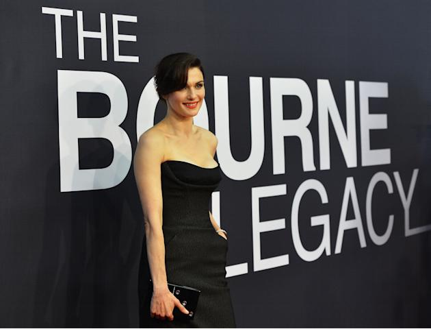 """The Bourne Legacy"" New York Premiere - Inside Arrivals"