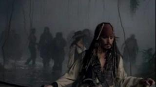 Pirates Of The Caribbean: On Stranger Tides (Pod: Blackbeard, Zombies, Mermaids)