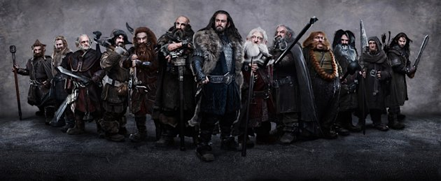 The hobbit an unexpected journey 2012 New Line Cinema
