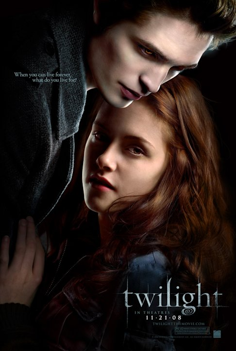 Twilight Teaser Poster Production Stills Summit 2008