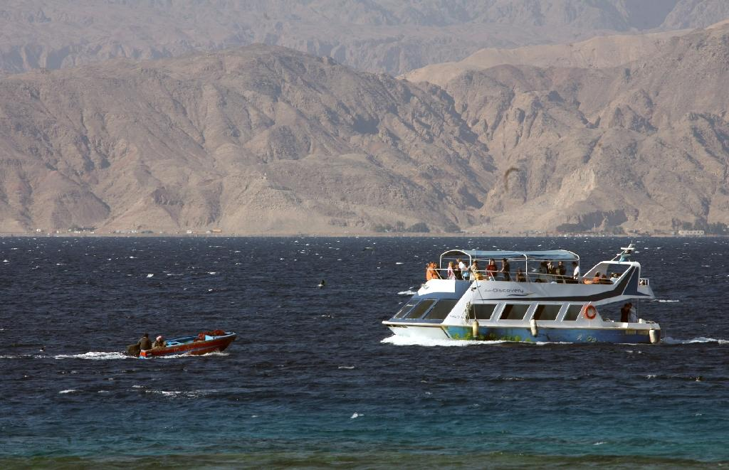 Jordan calls for bids for Red Sea-Dead Sea canal