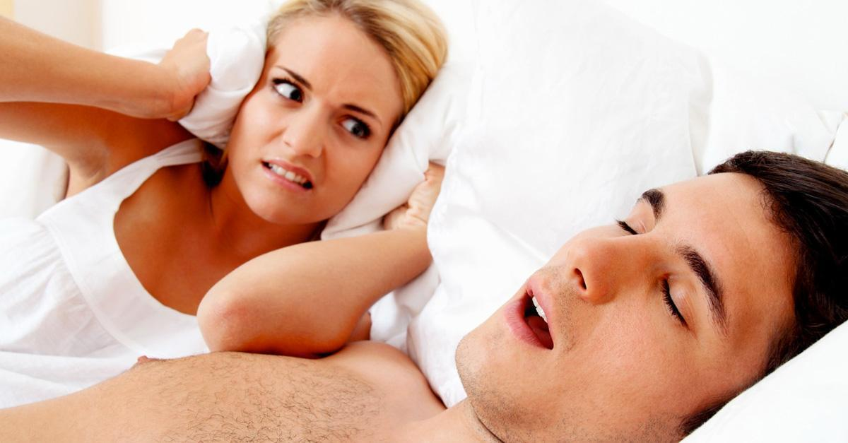 This story about a snoring cure will surprise you.