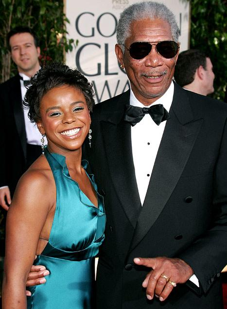 Morgan Freeman: I'm Not Marrying My Step-Granddaughter!